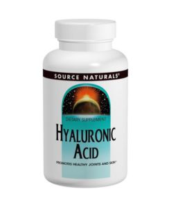 Hyaluronic Acid,  50mg x 60Caps