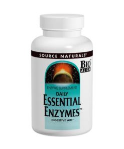 Enzymes Daily Essential, 500mg x 120Caps