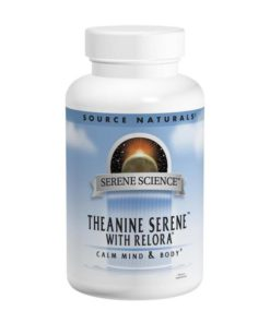 L-Theanine Serene with Relora, 120Tablets