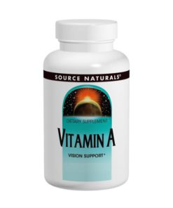 Vitamin A, 10000 IU x 250 Tablet