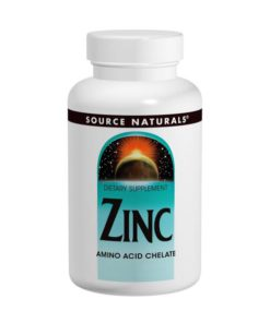 Zinc, Amino Acid Chelate, 50mg x 100Tabs