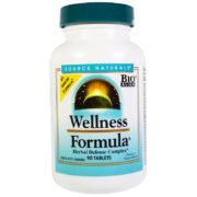 Herbal Defense Complex, Wellness Formula, 90Tabs