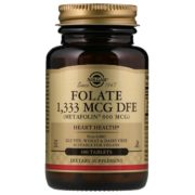 Folate Metafolin Folic Acid, 800mcg x 100 VTabs