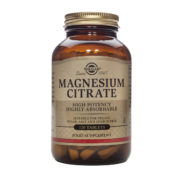 Magnesium Citrate 120 Tablets