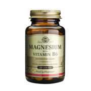 Magnesium with Vitamin B6 100 Tablets
