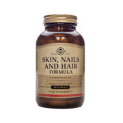 Skin, Nails and Hair Formula 120 Tablets