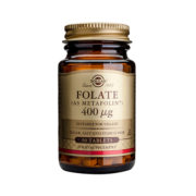 Folate 400 µg (as Metafolin®) 50 Tablets